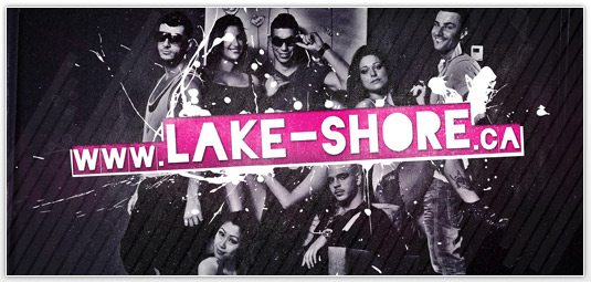 lake shore reality tv show sizzle reel